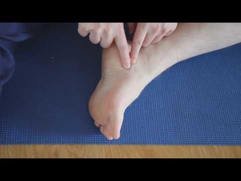 Вопрос: Как делать массаж ног?