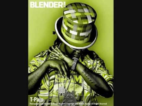 T-Pain Feat. Akon & The-Dream - Bartender (Remix)