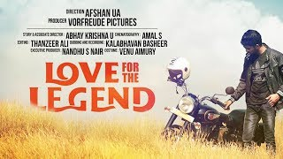 Love For The Legend | malayalam short film 2018 | AfsHan UA | Abhay Krishna | Amal S