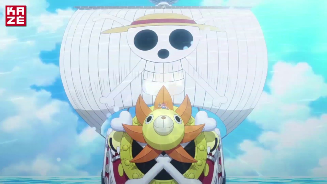 One Piece Stampede (Official Trailer deutsch)
