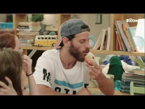 צפוף עונה 2 - מנסים למתוח את דניאל הבן