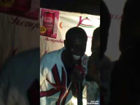 Aristo jay Performed at Payola Night Club , Accra,Ghana