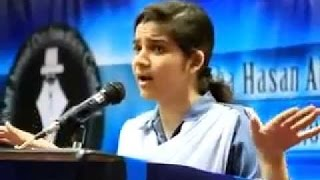 Repeat youtube video Amazing Funny Speech By Punjab Girls College Student