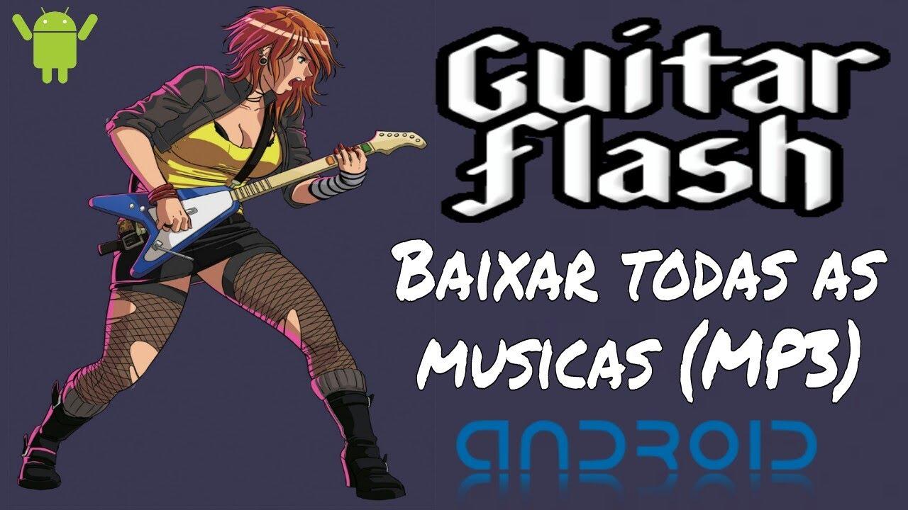 guitar flash apk todas as musicas