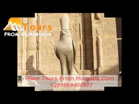 Tour to Edfu and Kom Ombo temples from Luxor || tours from hurgada