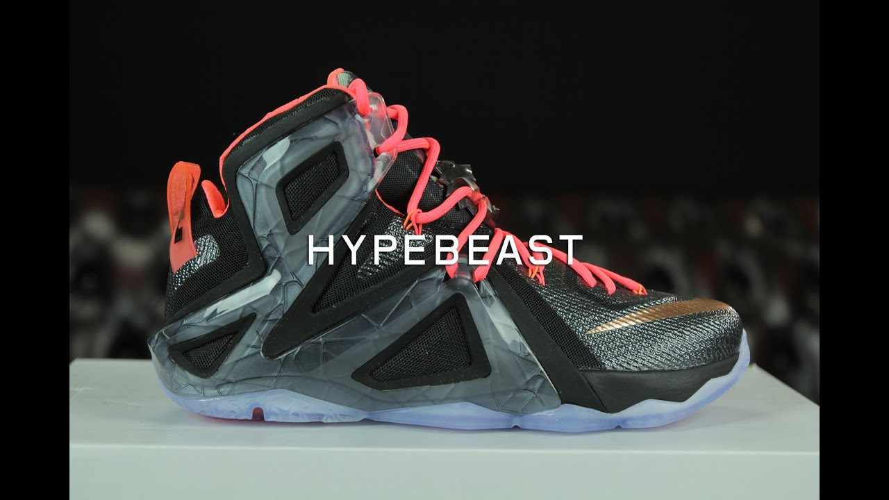 5947792fd2bb0 First Impressions of the Lebron 12 ELITE Rose Gold - YouTube