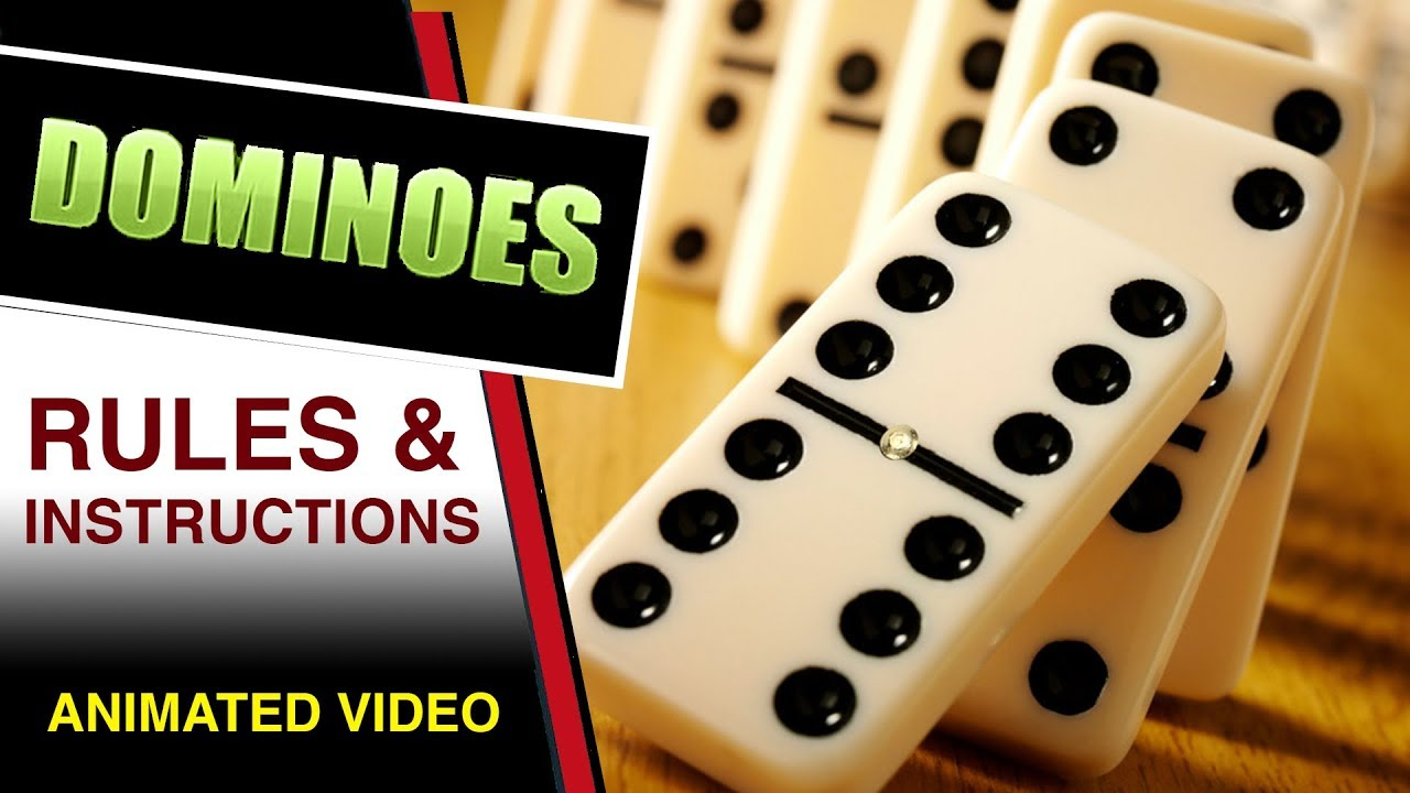 Dominoes Game Rules & Instructions   Learn How To Play Dominoes   Dominoes