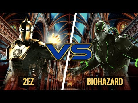 THE MOST HYPE DOCTOR FATE?! 2EZ (Doctor Fate) vs Biohazard (Bane)