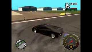 Дрифт в GTA San Andreas