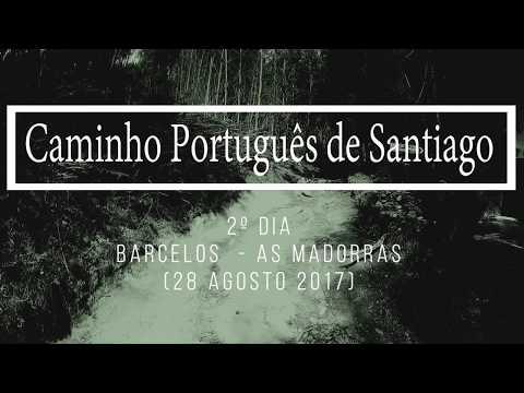 Caminho Santiago Compostela [Serra Labruja] I 2º Dia