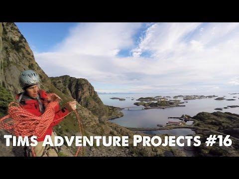 LOFOTEN ISLANDS AND BRENSHOLMEN, KVALØYA - CLIMBING TRAVEL VLOG