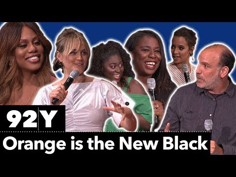 Cast of Orange is the New Black in Conversation (Season 5)