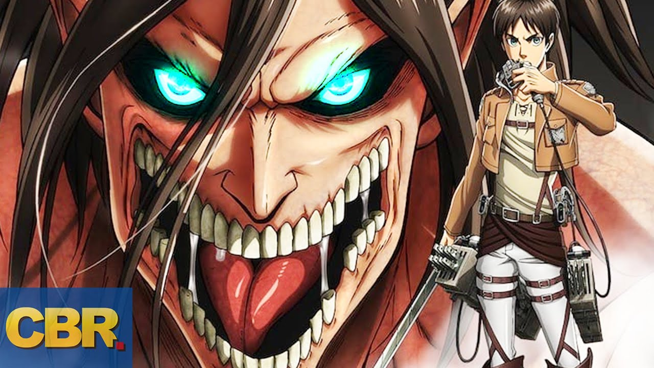Download Attack On Titan Entire Series Explained