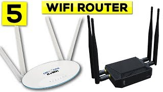 Top 5 Best WiFi Router With Sim Card Slot To Buy | Update 2019