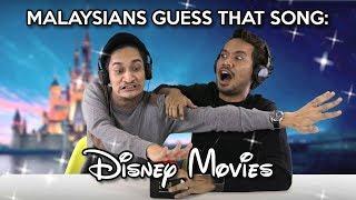 Malaysians Guess That Song: Disney Movies