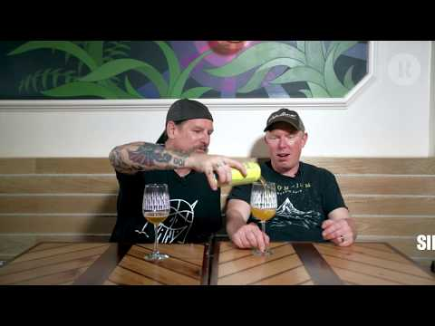 Trappist Beer Pairing 19 : Dave Witte, Richard Christy Drink Lawson's Finest Liquids IPA