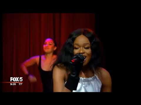 Azealia Banks Live On Good Day New York Performing 'The Big Big Beat'