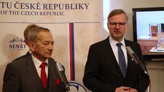 Jaroslav Kubera předsedou Senátu