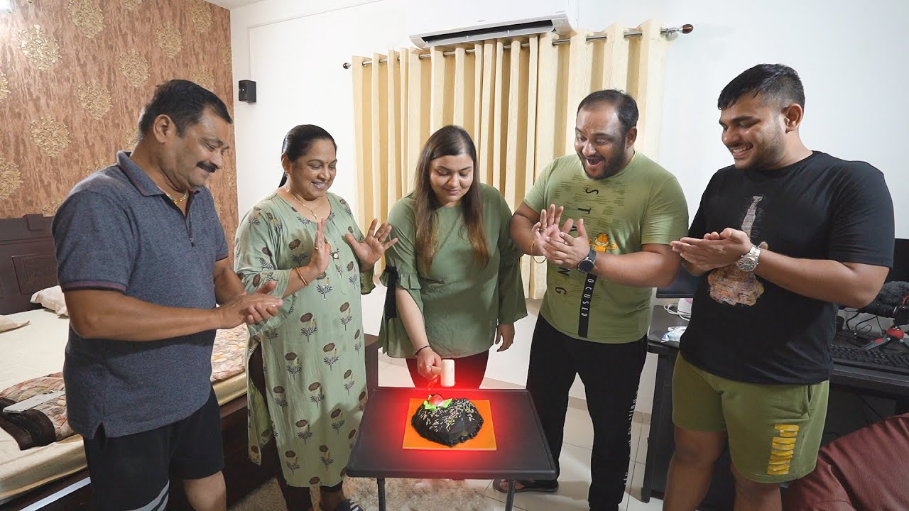 Riddhi Ka Birthday Kuchh Aise Celebrate Kiya Humne..! 🎂🥳🎉🎊