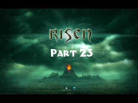 Risen Walkthrough Part 23 Inquisitor Mendoza Gameplay No Commentary