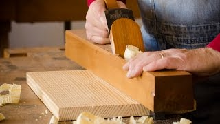 How To Use A Wooden Jointer Plane {part 2: Flatten A Panel}