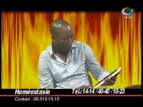 Dr Abdoul Madjid enseigne l'evangeliate Sonite au Congo