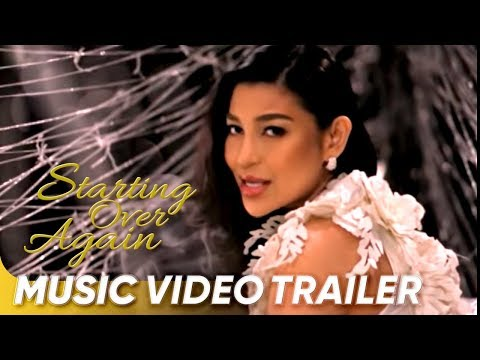 Music Video Trailer | 'Starting Over Again' by Lani Misalucha