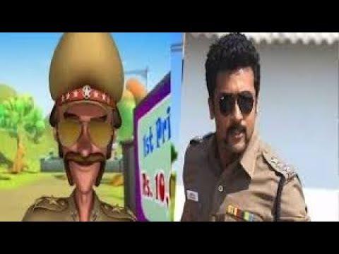 Motu Patlu Characters Real Life