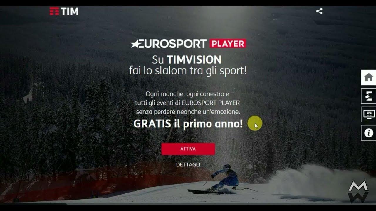 Eurosport Player Promo Code