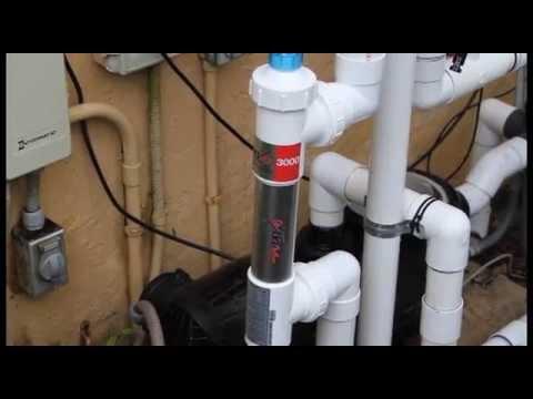 Nuvo 3000 UV Ultraviolet Water Sterilizer