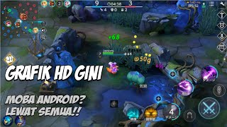 5 GAME MOBA YANG TIDAK ADA DI PLAY STORE|5 MOBA GAME NOT AVAILABLE ON PLAY STORE