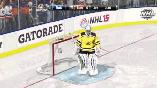 NHL® 15 2 of the best goals scored ever by me Thumbnail