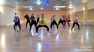 Jaleo Nicky Jam X Steve Aoki Zumba by Jonathan Galera Video