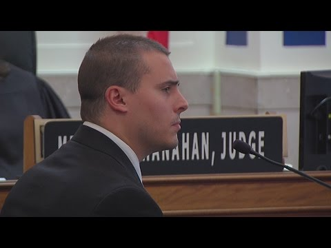 WARNING GRAPHIC VIDEO: UCPD Officer David Lindenschmidt testifies about immediate aftermath of Sam D