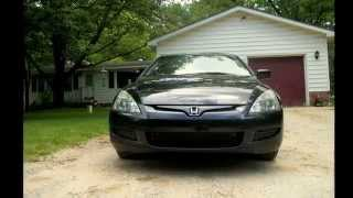 2005 Accord Coupe