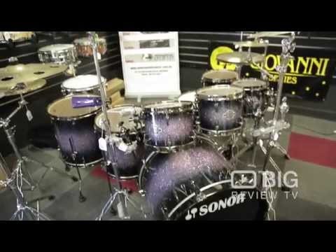 John Reynolds Music City Shop in Adelaide SA selling Drum Sets and Guitars