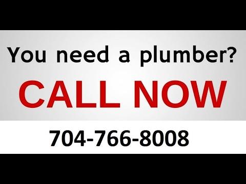 Best Plumber in Charlotte – Affordable Charlotte Plumber – Plumber Charlotte NC