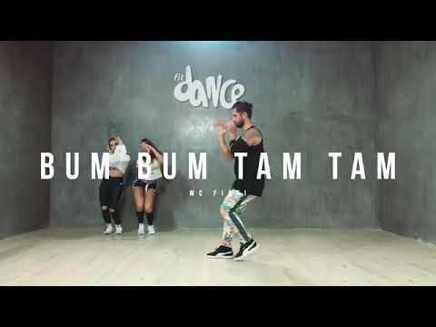Coreografía Bum Bum Tam Tam