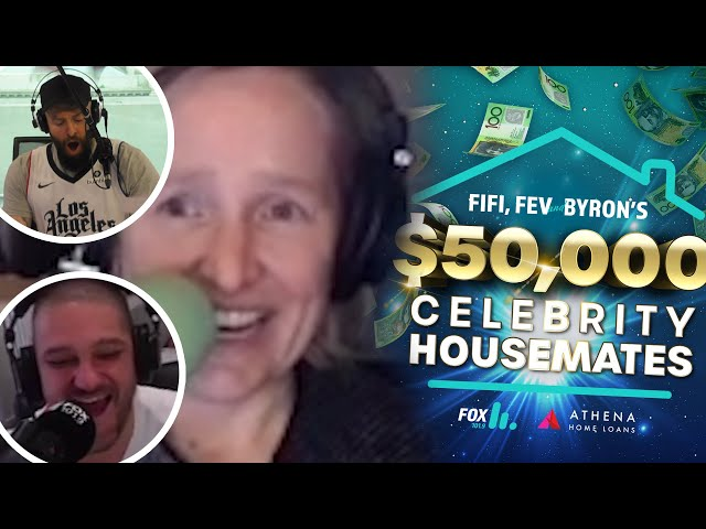Stacey Wins $50,000 Towards A Home Loan With Fifi, Fev & Byron!