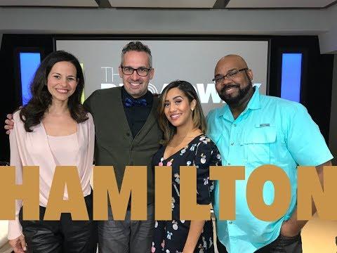 Ep. 208 | Hamilton: An American Musical | Mandy Gonzalez, James Monroe Iglehart, Joanna Jones