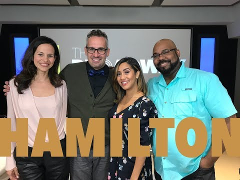 Ep. 208 | Hamilton: An American Musical | Mandy Gonzalez, James Monroe Iglehart, Joanna Jones