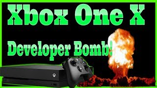 Developer Drops An Absolute Xbox One X Bomb! Nobody Thought We'd Ever See This! WOW!