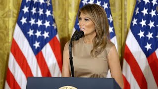 First Lady Melania Trump's Message for 2020 Graduates