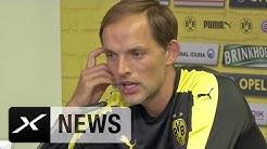 """Emre Mor und Raphael Guerreiro? Thomas Tuchel """"sehr zufrieden""""   Borussia Dortmund - SV Darmstadt 98"""