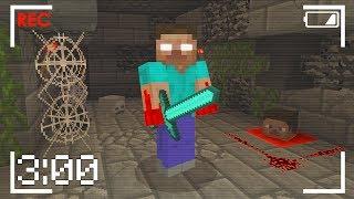 Do NOT Play Minecraft Pocket Edition at 3:00 AM! w/ PrestonPlayz
