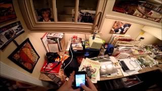 GoPro Hero 4 Silver Head Strap Video Test!