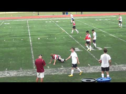 190827 Highland Park (NJ) High School Boys Soccer v Oratory Preparatory School (Summit, NJ)