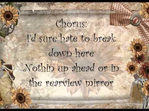 Break Down Here By: Julie Roberts