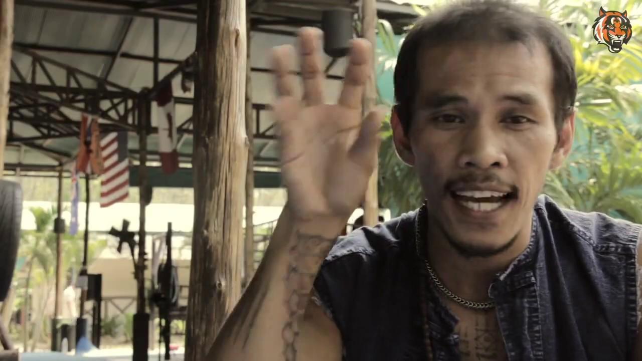 fefa97dc605a3 Muay Thai Tattoos Thailand - All about Sak Yant