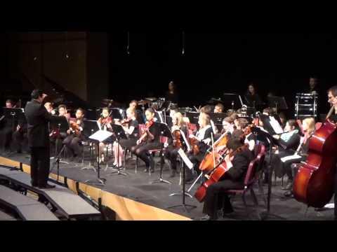 Abington Friends School. 5th & 6th grade Strings